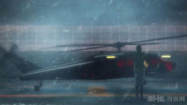 噬神者:复兴序章动画截图1