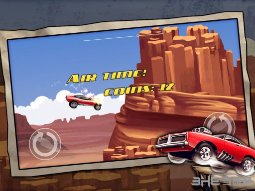 特技车挑战赛2电脑版截图1