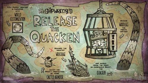 饥荒海怪Quacken1