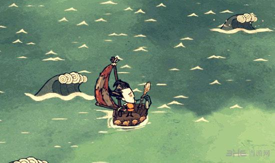 饥荒海难鲸鱼怎么打1