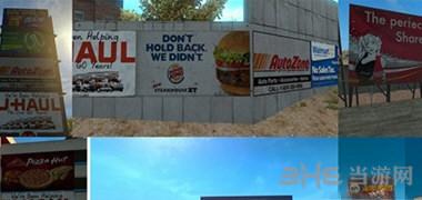 美国卡车模拟真实广告牌MOD截图0