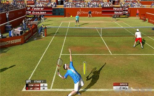 VR网球3截图2