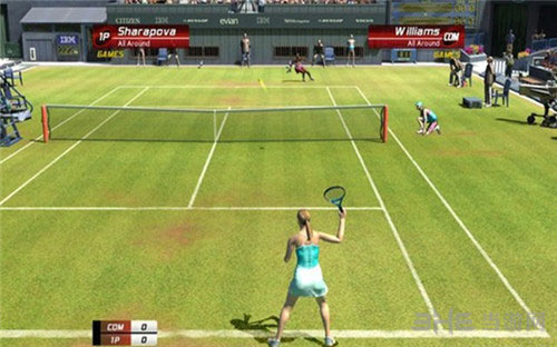 VR网球3截图3