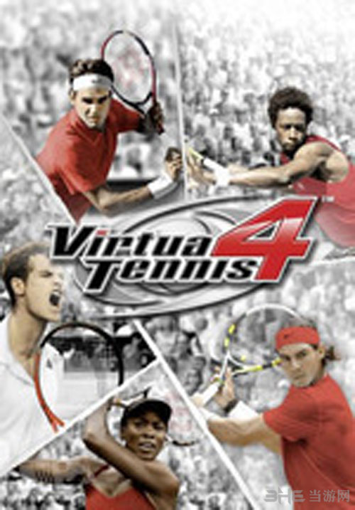 VR����4(Virtua Tennis 4)�����ƽ��