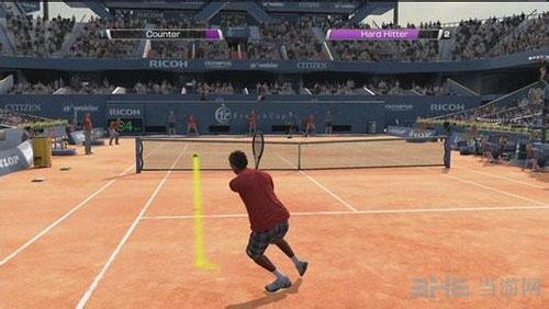 VR网球4截图1