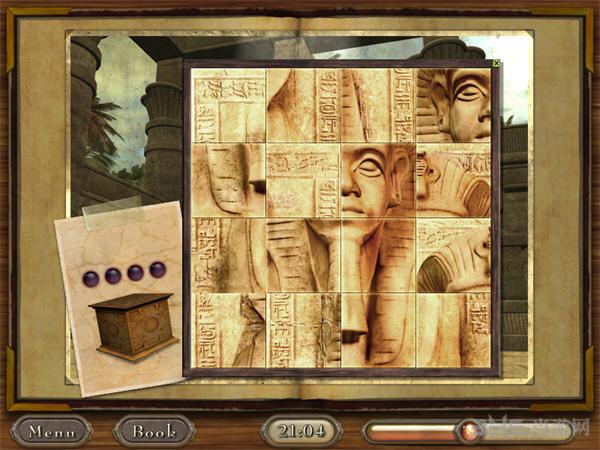 阿扎达:古书魔咒截图3