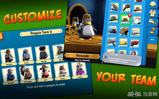 企鹅大冒险电脑版截图0