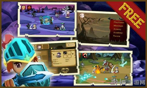 英雄角斗场电脑版截图1