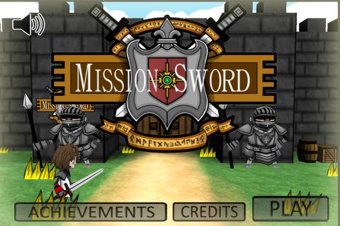 使命之剑电脑版截图0