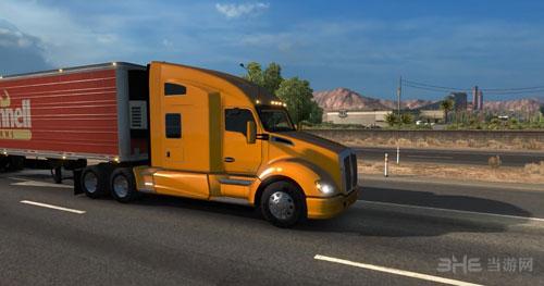 美国卡车模拟截图2