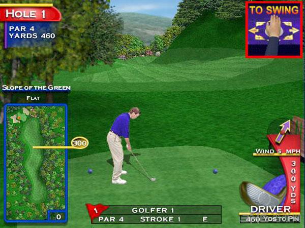 高尔夫黄金开球截图1