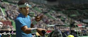 VR网球游戏系列