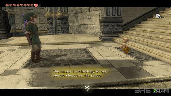 塞尔达传说黄昏公主HD游戏截图3