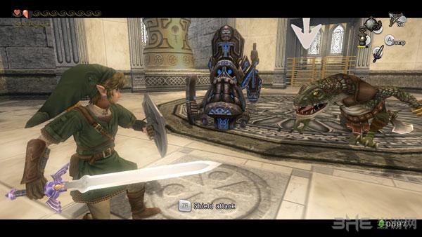 塞尔达传说黄昏公主HD游戏截图1