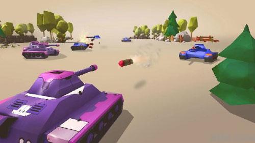 坦克时代世界之战电脑版截图1
