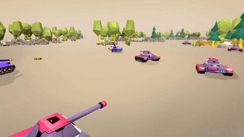 坦克时代世界之战电脑版截图2