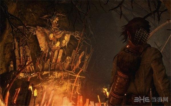 古墓丽影崛起女巫神庙文献1