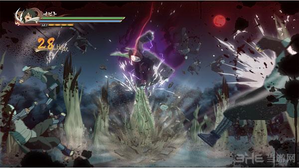 火影忍者究极忍者风暴4如何让N卡获得更好的效果方法1
