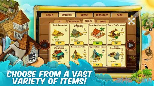 海盗探险:海湾镇电脑版截图0