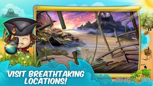 海盗探险:海湾镇电脑版截图1