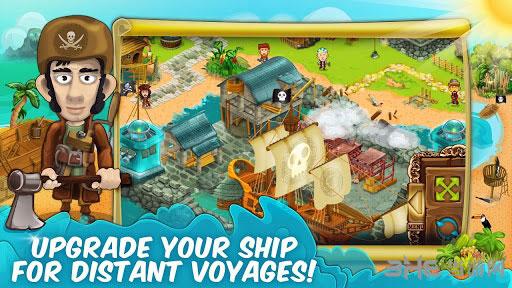 海盗探险:海湾镇电脑版截图3