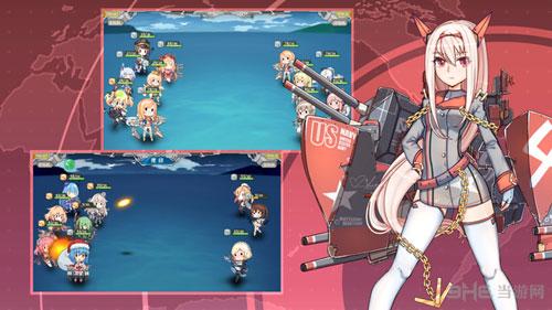 战舰少女R电脑版截图3
