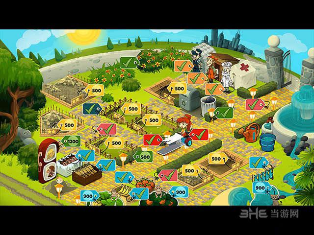 神奇动物园截图2