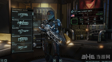 幽浮2武器装备无职业限定MOD截图0