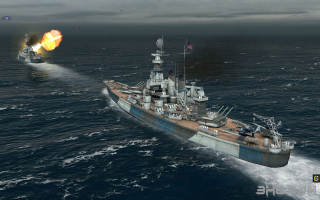大西洋舰队截图0