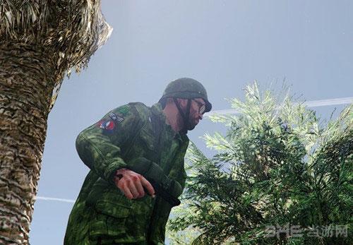 侠盗猎车手5二战美军服装MOD截图2