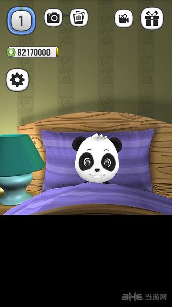 我的会说话的熊猫电脑版截图3