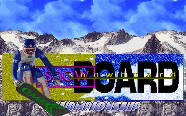 滑雪锦标赛截图0