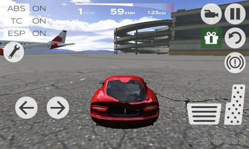 极限跑车驾驶模拟器电脑版截图0