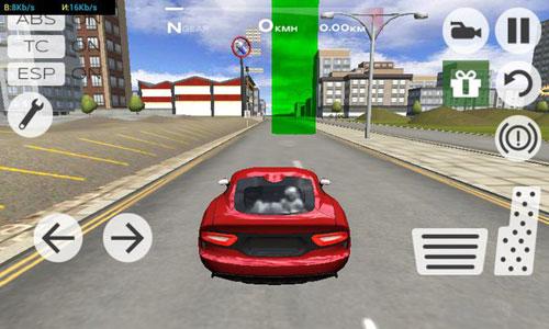 极限跑车驾驶模拟器电脑版截图3