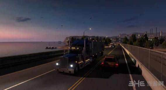 美国卡车模拟ATS启动资金2000万MOD截图0
