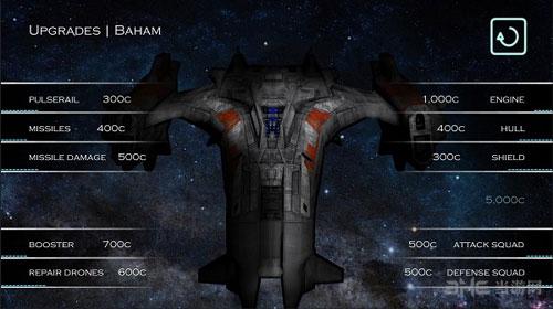 星际人类南十字二电脑版截图0