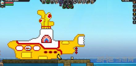 星界边境黄色潜水艇mod截图0