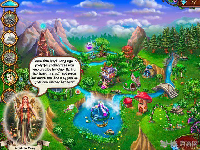 魔法天堂:逃离伊姆霍特普截图2