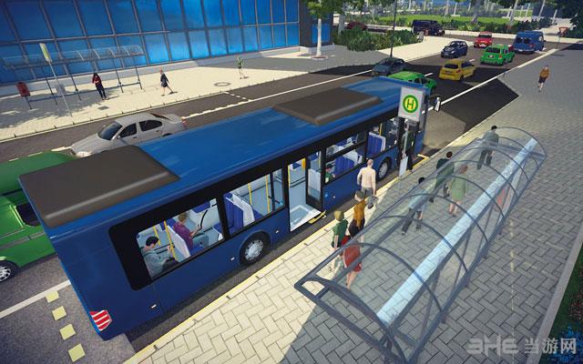 模拟巴士16一项修改器截图0