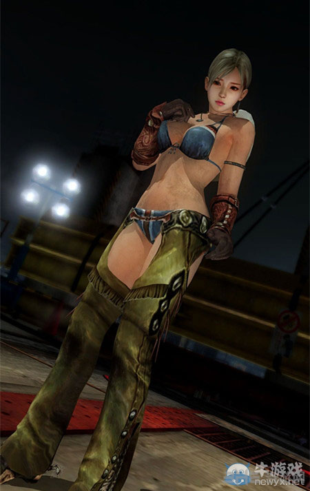死或生5:最后一战绫音Fiona服装MOD截图1