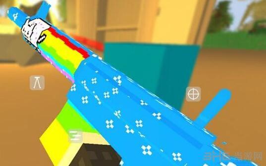 未转变者Nyan武器MOD截图1