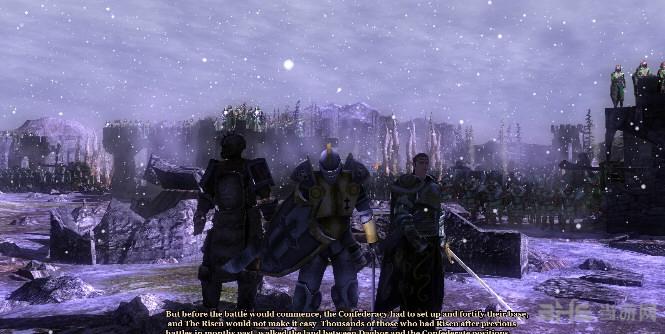 王国战争2:战场v2.0升级档+原创免DVD补丁截图0