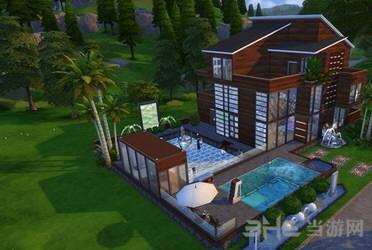 模拟人生4名流奢华别墅MOD截图1
