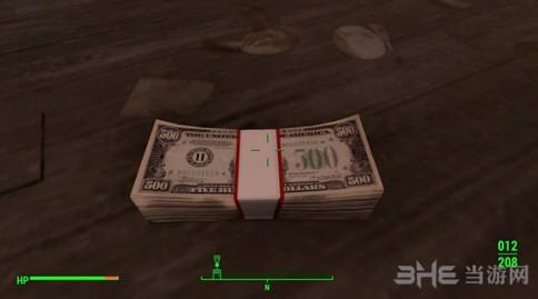 辐射4战前货币价值飙升MOD截图0