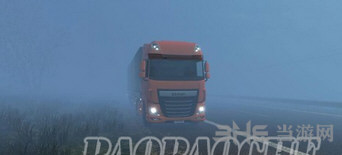 欧洲卡车模拟2浓雾mod截图0