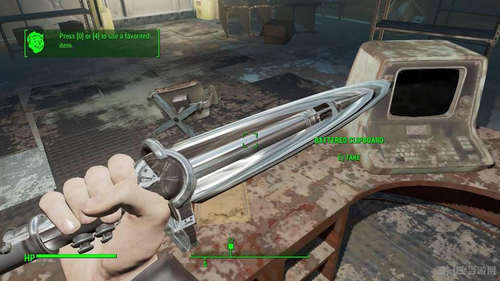 辐射4龙的匕首MOD截图3