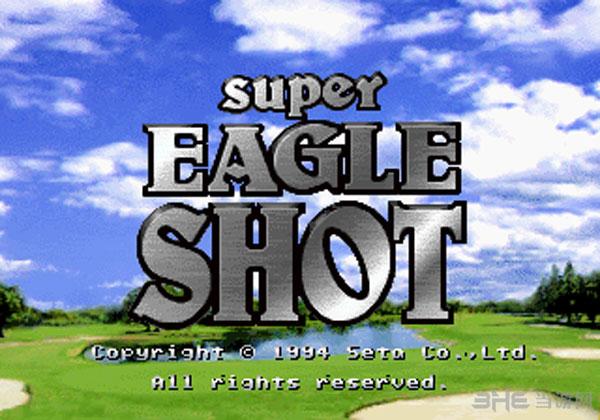 超级老鹰高尔夫截图0