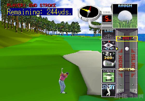 超级老鹰高尔夫截图1