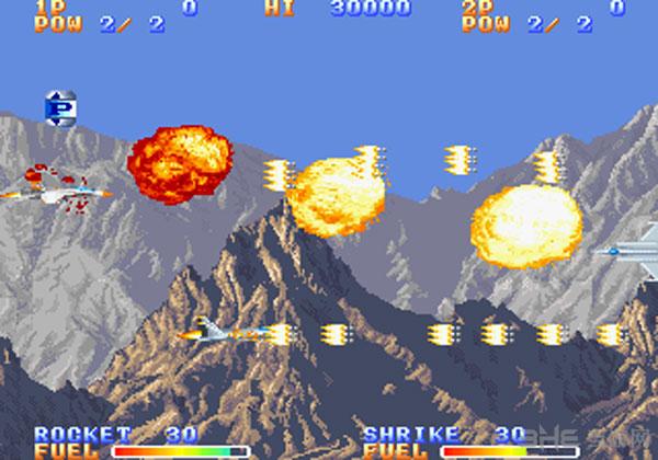 空中锁定大战截图2