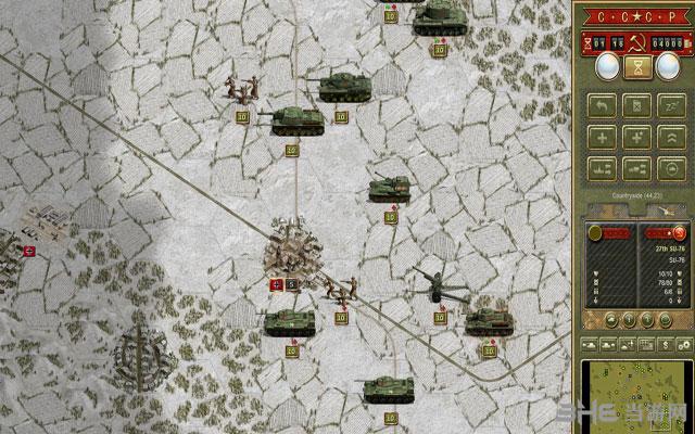 装甲军团截图2